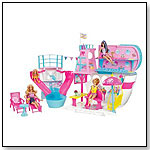 Barbie Sisters Cruise Ship by MATTEL INC.