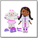Doc McStuffins Time for Your Check Up Doll by JUST PLAY LLC