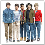 One Direction Doll by HASBRO INC.