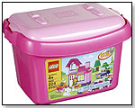 LEGO Duplo Bricks & More Brick Box - Pink (4623) by LEGO