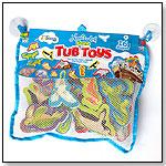 Noah's Ark Tub Toys by WEE BELIEVERS