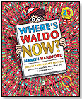 Where's Waldo Now? 25th Anniversary Edition by CANDLEWICK PRESS
