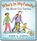 Who's In My Family? All About Our Families by CANDLEWICK PRESS