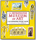 The Metropolitan Museum of Art 3-D Expanding Pocket Guide by CANDLEWICK PRESS