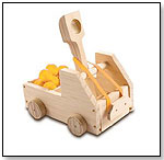 Red Toolbox Truck Catapult by REEVES INTL. INC.