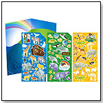 Noah's Ark Sticker Set by WEE BELIEVERS