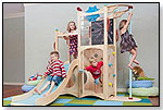 Rhapsody Indoor Playset by CEDARWORKS