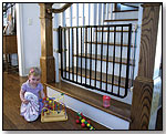 Wrought Iron Décor Gate by CARDINAL GATES
