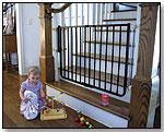 Wrought Iron Décor Gate by CARDINAL GATES