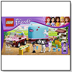 LEGO® Friends Emma's Horse Trailer by LEGO