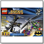 Super Heroes Batwing Battle Over Gotham City 6863 by LEGO