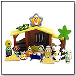 Veggie Tales Nativity Playset by BIG IDEA PRODUCTIONS