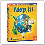 Map it! World Edition by FOXMIND GAMES