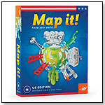 Map it! USA Edition by FOXMIND GAMES