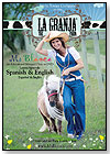 Spanish And English La Granja - The Farm. By Ms Blanca in DVD by LITTLE XAVIER COMPANY
