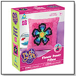 PlushCraft™ Flower Power Pillow by THE ORB FACTORY LIMITED