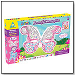 Sticky Mosaics® Beautiful Butterflies by THE ORB FACTORY LIMITED