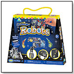 SparkleUps® Robots by THE ORB FACTORY LIMITED