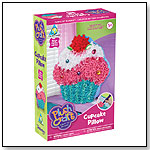 PlushCraft™ Cupcake Pillow by THE ORB FACTORY LIMITED