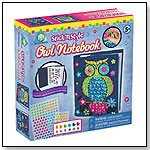 Stick'n Style® Owl Notebook by THE ORB FACTORY LIMITED