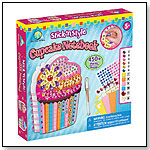 Stick'n Style® Cupcake Notebook by THE ORB FACTORY LIMITED