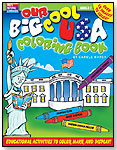 Big Cool USA Coloring Book by GALLOPADE INTERNATIONAL