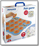 Pair Game by MINILAND EDUCATIONAL CORP