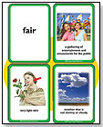 Triple Talk Vocab Cards by SUPER DUPER PUBLICATIONS