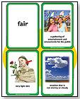 Triple Talk Vocab Cards by SUPER DUPER PUBLICATIONS