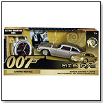James Bond Light and Sound M16 R/C: Aston Martin DB5 (Casino Royale) by TOY STATE MARKETING