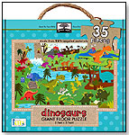 Green Start Giant Floor Puzzles: Dinosaurs by INNOVATIVEKIDS