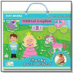 Soft Shapes Chunky Puzzle Playset - Magical Kingdom by INNOVATIVEKIDS