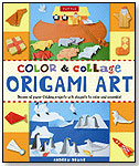 Color & Collage Origami Art Kit by TUTTLE PUBLISHING