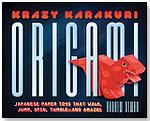 Krazy Karakuri Origami Kit by TUTTLE PUBLISHING