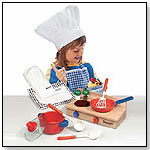 Chef Stovetop Set by HABA USA/HABERMAASS CORP.