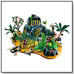 Pirate Adventure Island by PLAYMOBIL INC.
