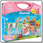 Magic Castle Princess Carrying Case by PLAYMOBIL INC.