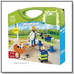 Vet Clinic Carrying Case by PLAYMOBIL INC.