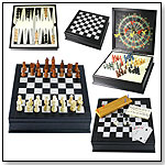 8 in 1 Game in Wooden Box by NATICO ORIGINALS INC.