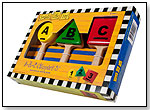 ABC Clappers by WESTCO EDUCATIONAL PRODUCTS