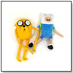 Adventure Time - Deluxe Plush Assortment (Finn and Jake) by ZOOFY INTERNATIONAL LLC