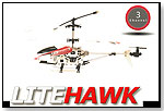 LiteHawk RC Helicopter by BORGFELDT CANADA LIMITED