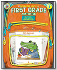 Homework Helper Workbook - First Grade Activities by CARSON-DELLOSA PUBLISHING