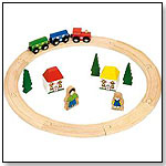 My First Train Set / 20 Pieces by BIGJIGS