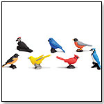 Backyard Birds TOOB® by SAFARI LTD.®