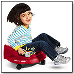 Spin 'N Saucer™ With Lights & Sounds by RADIO FLYER