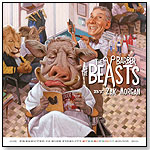 "Zak Morgan's ""The Barber of the Beasts"" by UNIVERSAL MUSIC ENTERPRISES"