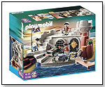 Playmobil Pirates - Soldiers Fort with Dungeon by PLAYMOBIL INC.