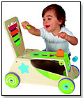 Boikido Wooden 2 in 1 Walker Ride-on by BOIKIDO