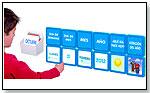 Visual Display - Class Calendar by MINILAND EDUCATIONAL CORP